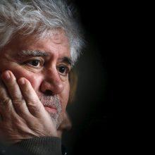 P. Almodovaras – melodramatiškas Ispanijos režisierius