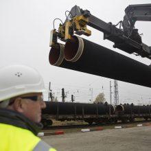 """JAV dar kartą paragino Europą atsisakyti """"Nord Stream 2"""""""