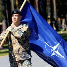Palangoje – Lietuvos narystės NATO 15 metų sukakties minėjimas
