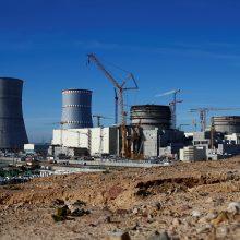 """""""Litgrid"""": jokia elektros energija iš Astravo AE nebus prekiaujama Lietuvoje"""