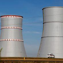 Baltarusija dar kartą atidėjo Astravo AE pirmojo reaktoriaus įjungimą