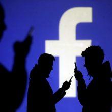 """""""Facebook"""" siekia sukurti atskirą platformą kokybiškoms žinioms platinti"""