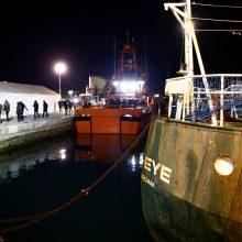 Prie Maltos krantų išgelbėti 69 migrantai