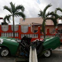 Havanoje viesulo aukų padaugėjo iki keturių