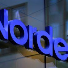 """Dėl kaltinimų pinigų plovimu krito """"Nordea"""" akcijų vertė"""