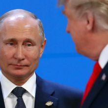 Nepritaria D. Trumpo idėjai sugrąžinti Rusiją į pasaulio galingųjų gretas