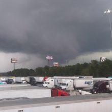 Alabamoje siautėjo mažiausiai 22 gyvybes nusinešęs tornadas