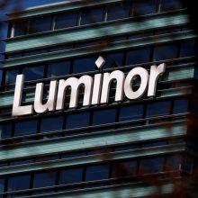 """""""Luminor"""" ribos kodų kortelių funkcionalumą"""