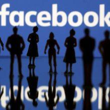 """""""Facebook"""" didins išlaidas reklamai pašlijusiai reputacijai pagerinti"""
