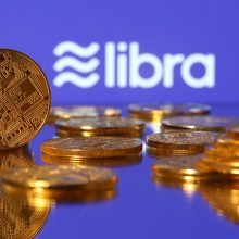 """Didžiojo septyneto šalys perspėja dėl """"Facebook Libra"""" kriptovaliutos"""