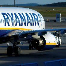 """""""Ryanair"""" uždarys bazes Niurnberge ir Stokholme"""