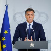 Ispanija privalės surengti pakartotinius parlamento rinkimus