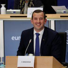 Kas yra kas naujos sudėties Europos Komisijoje