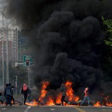 Čilę krečiantys neramumai jau pareikalavo septynių gyvybių