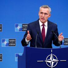 NATO 70-ųjų metinių viršūnių susitikimą temdo kivirčai
