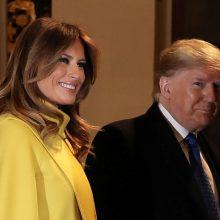 Naujoje knygoje – pikantiškos detalės apie D. Trumpo ir jo žmonos santuokinį gyvenimą