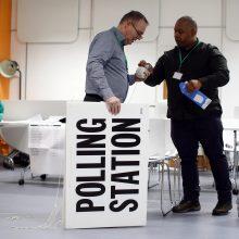 JK vyksta pirmalaikiai visuotiniai rinkimai
