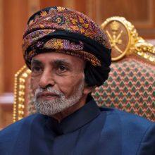 Mirus Omano sultonui įpėdiniu paskelbtas kultūros ministras