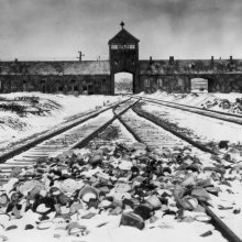 Pasaulio lyderiai paminės Aušvico mirties stovyklos išvadavimo 75-ąsias metines