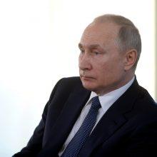 Du dešimtmečius valdžioje esantis V. Putinas tikina nesąs caras