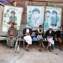 Lietuva skirs 100 tūkst. eurų humanitarinę pagalbą Jemenui
