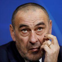 """Turino """"Juventus"""" atleido trenerį"""