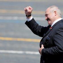 A. Lukašenka: valdžia duota ne tam, kad kas nors ją atiduotų