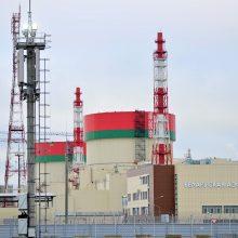 Astravo AE vėl atjungta nuo Baltarusijos energetikos sistemos
