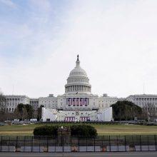 FTB prieš J. Bideno inauguraciją tikrina Vašingtone dislokuotus karius
