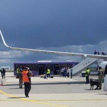 """""""Ryanair"""" vadovas: lėktuvo nutupdymas Minske – visų tarptautinės aviacijos taisyklių pažeidimas"""