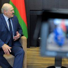 Šaltiniai: ES ambasadoriai sutarė dėl ekonominių sankcijų Baltarusijai