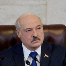 A. Lukašenka: Baltarusija greitai turėtų gauti iš Rusijos daug ginkluotės