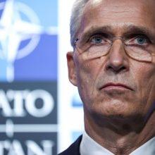 NATO vadovas – prieš Europos karinę nepriklausomybę nuo JAV