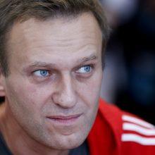 A. Navalnas: opozicija gali veikti ir užsienyje