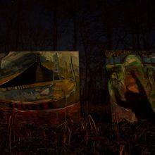 Jaunosios kartos tapytoja A. L. Kaunaitė atveria Mėnulio galerijos duris