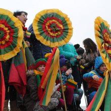 Kačerginėje – pilietinis žygis į 29-ąjį Lietuvos laisvės pavasarį