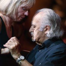 Naujame fotografo E. Kolevaičio albume – tango veidai