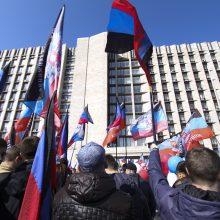Rytų Ukrainos gyventojai galės paprasčiau gauti Rusijos pilietybę