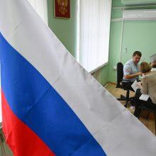Ukraina paskelbs sankcijų Rusijai už pasų dalijimą Donbase