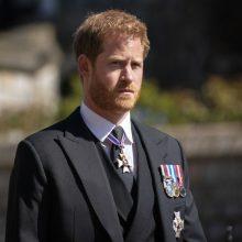 Princą Harry šokiravo šeimos elgesys