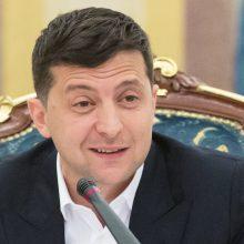 """Ukraina supaprastins pilietybės suteikimo tvarką """"persekiojamiems"""" rusams"""