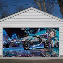 Ir automobilio namai gali būti stilingi