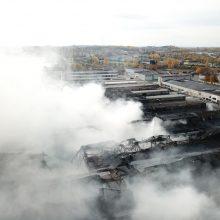 Viceministrė: Alytuje ir Miklusėnuose oro tarša neviršija normų