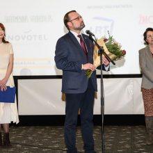 """Atidarytas jubiliejinis prancūzų kino festivalis """"Žiemos ekranai"""""""