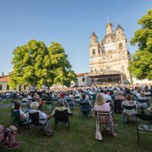 XXVI Pažaislio muzikos festivalio atidarymas: nuskambėjo Lietuvoje negirdėta opera