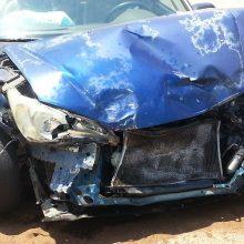 Savaitgalis Lietuvos keliuose: sužeisti 53 žmonės, žuvo vairuotojas