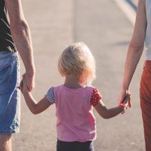 Vyriausybė patvirtino šeimos stiprinimo programą