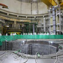 Energetikos ministras ragina EK užtikrinti Astravo AE saugumą