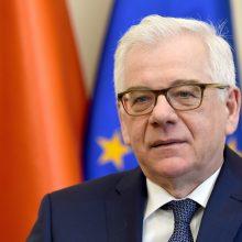 Lenkijos ministras: Prancūzija yra Europos ligonis