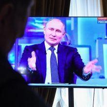 Už melagingų naujienų skelbimą Rusijoje – baudos